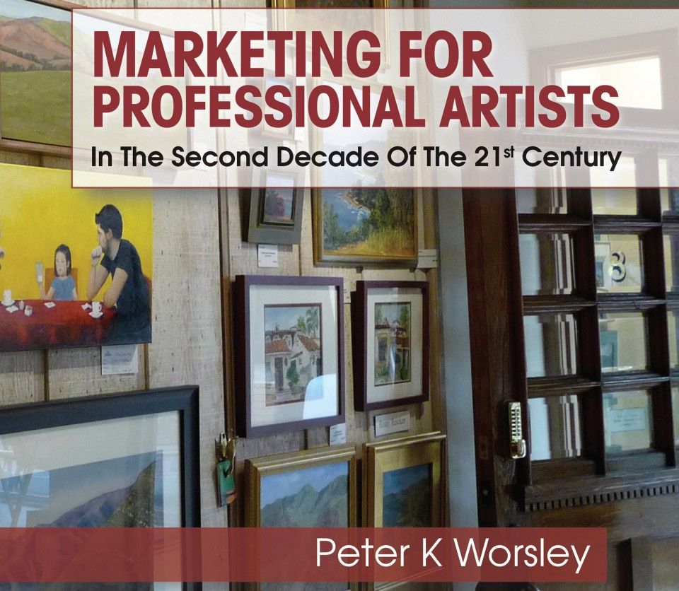 """Marketing For Professional Artists"""